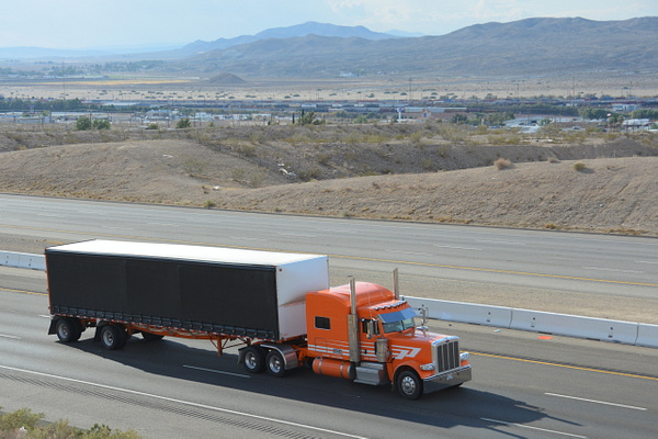 USA 2014 - Richfield-Barstow by norseman76