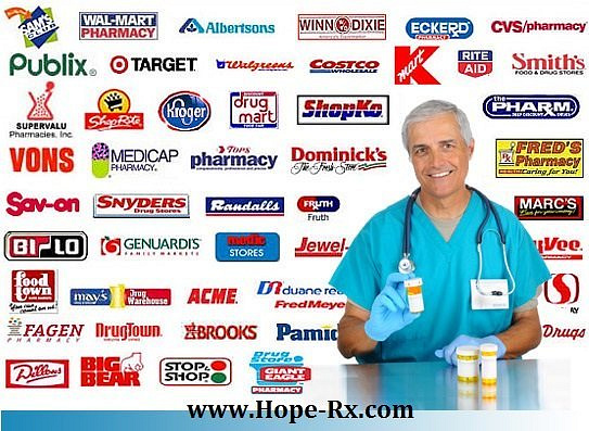 Hope Rx Card Pharmacy Guam Puerto Rico the u_s_ virgin islands United States by Ric  Lopez
