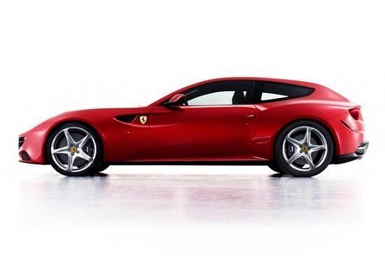 Ferrari FF by RAWMEAN