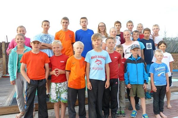 Otepää laager 2013 by Erki Noole Kergejoustikukool