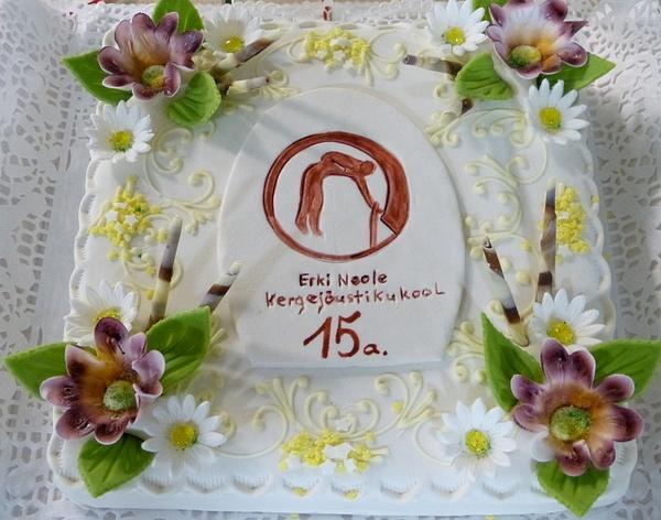 Kooli 15.sünnipäevavõistlus by Erki Noole Kergejoustikukool