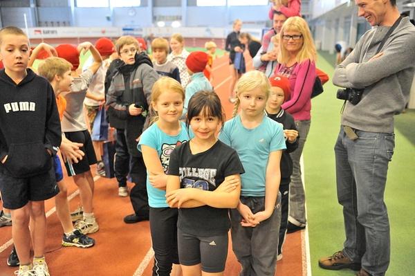 Kooli 13.sünnipäevavõistlus by Erki Noole Kergejoustikukool