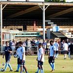Rushden & Higham United 1 v 0 AFC Rushden & Diamonds (11-07-2013)