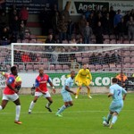 Coventry City 2 v 1 Gillingham (15-09-2013)