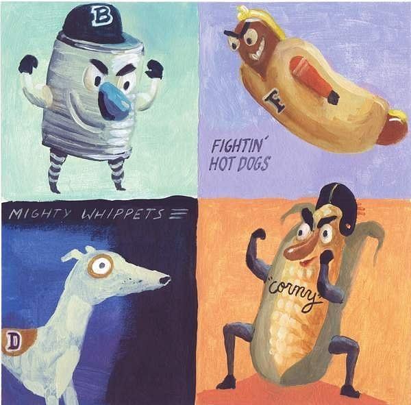 innerst_mascots by Ingapetrova