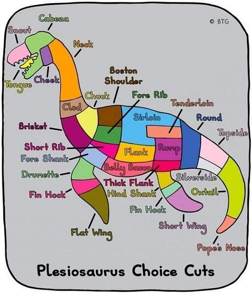 lost-bear-plesiosaurus-cuts by Ingapetrova
