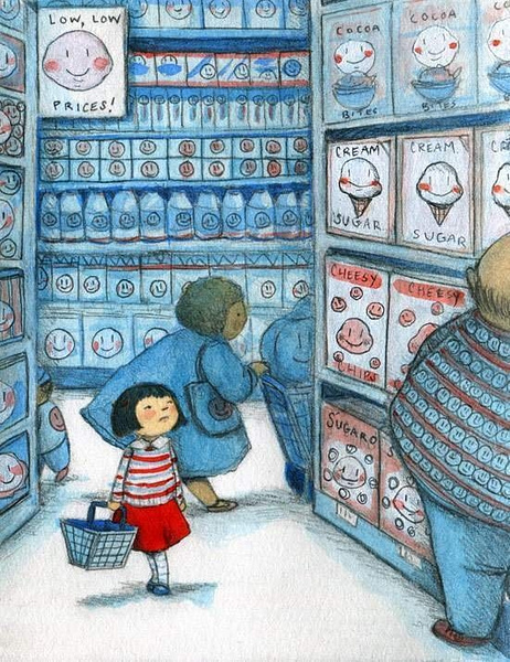 shoppinggraegin by Ingapetrova