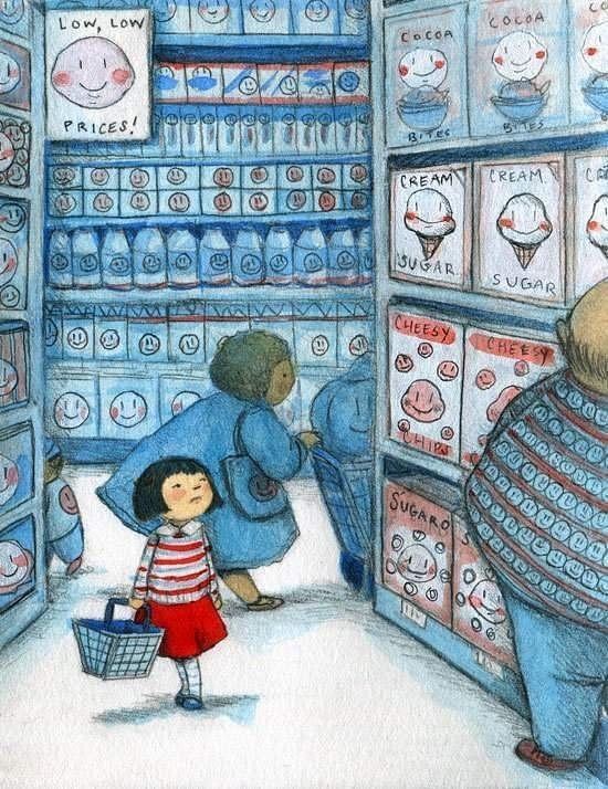 shoppinggraegin