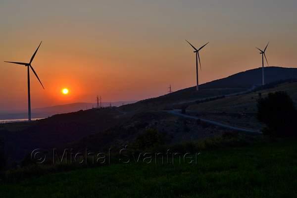 2014 Sfanta Elena windmills
