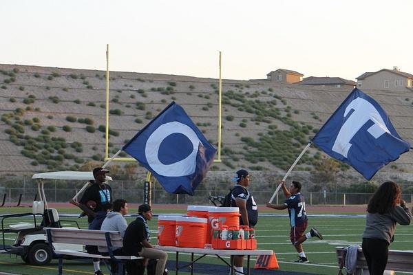 Flags by Leslie Castaneda