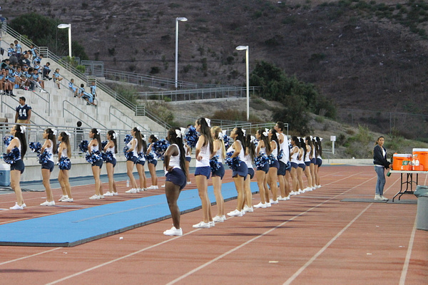 Cheer by Leslie Castaneda