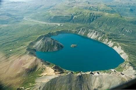 Crater Lake Aerial 222