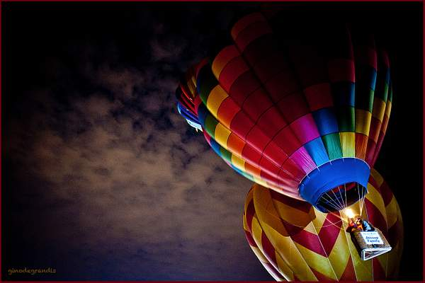 New Mexico Balloons Rally