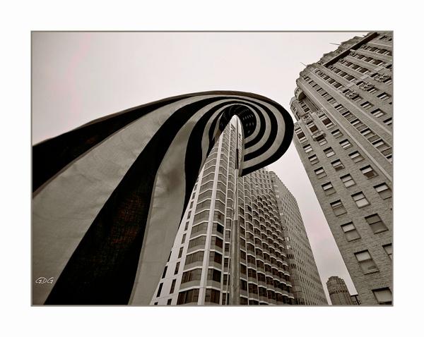 Under the stripes by Gino De  Grandis