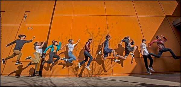 Leap of Faith by Gino De  Grandis