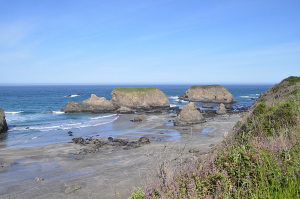 2013 04-29 Day 2 Calif Coast by BobSimmons