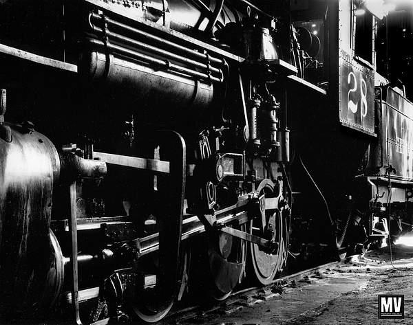 Engine #28, Sierra Railway