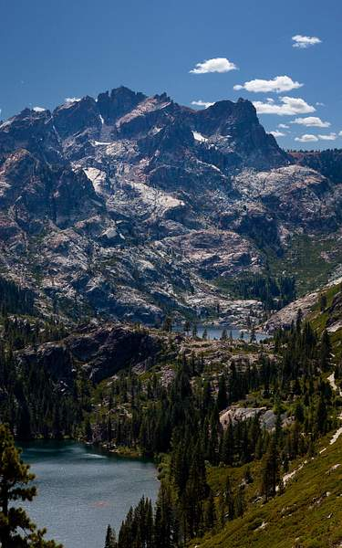 Sierra Buttes & Salmon Lake 222