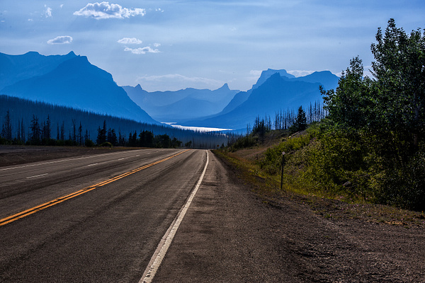 Glacier Nat Park  - Two Medicine by Harrison Clark
