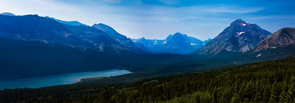 Two Medicine Entrance Panorama Haze from Forest Fire Smoke.jpg 222