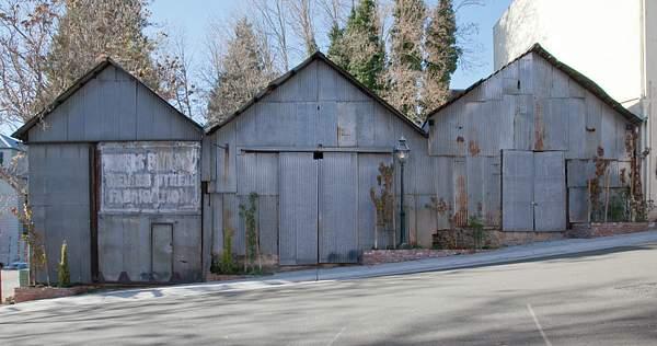 Blacksmith Shop in Auburn (recently demolished)