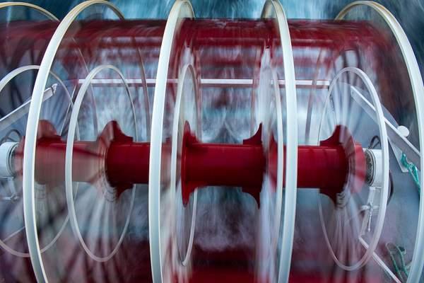 Stern Paddle Wheel on Lake Tahoe 222