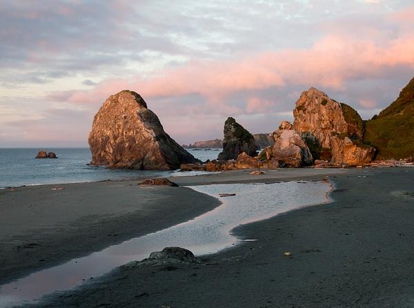 Brookings, OR - Coast by Harrison Clark