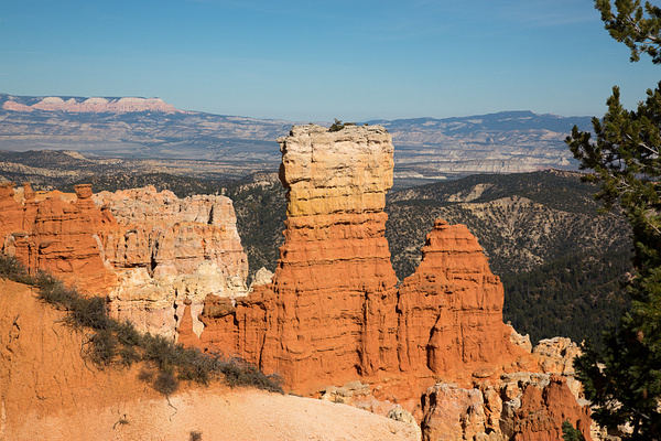 Bryce Canyon by Harrison Clark