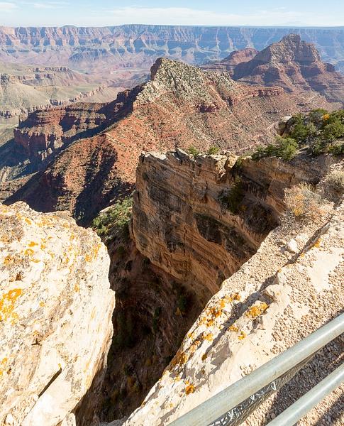 Grand Canyon North Rim by Harrison Clark