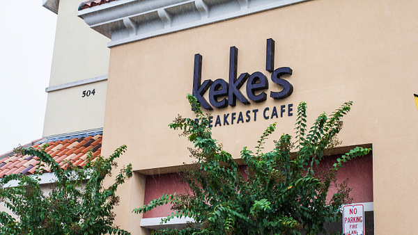 Restaurant | Keke's Breakfast Cafe - Waterford by Snap & Play