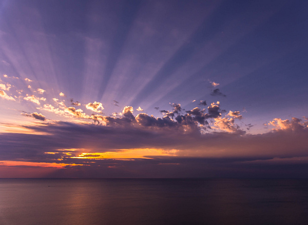 Sunsets by MartinShook369