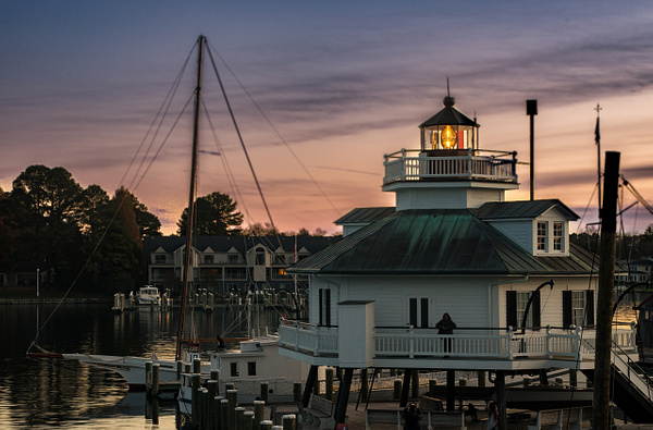 Outer banks lighthouses by MartinShook369