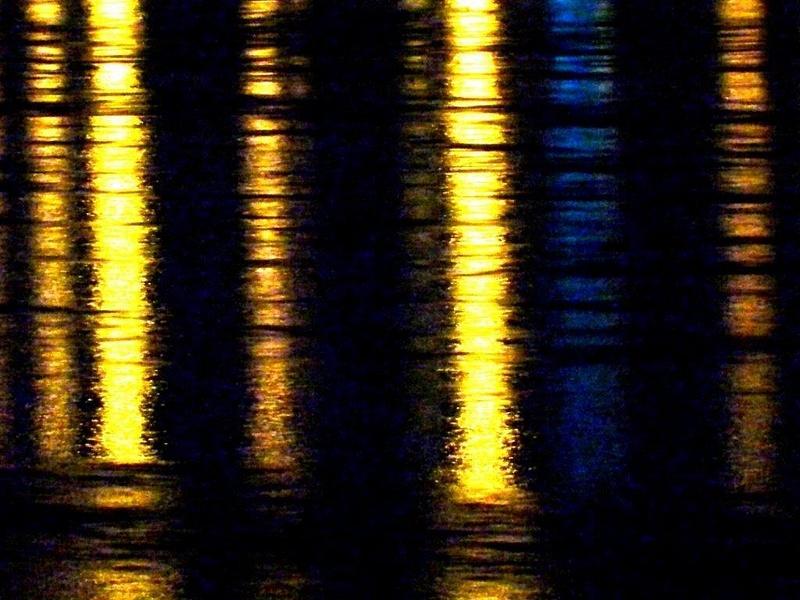 Lignes de nuit...