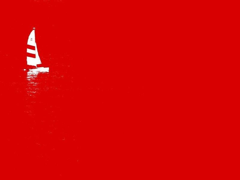 Rouge des vents...