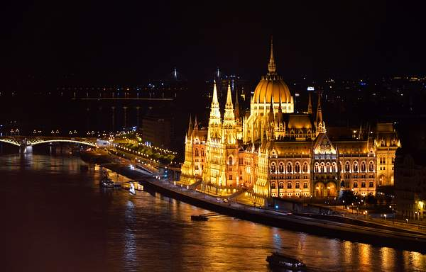 Parliament Building of Hungary