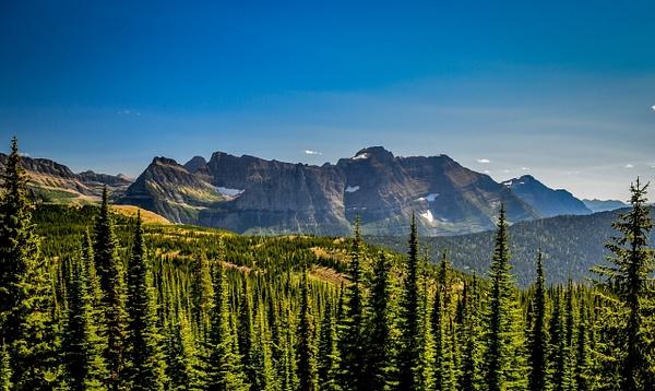 Logan Pass - Glacier NP - Aug '13 by Jack Carroll