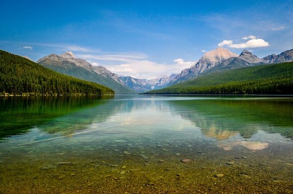 North Fork - Glacier NP - Aug '13 by Jack Carroll