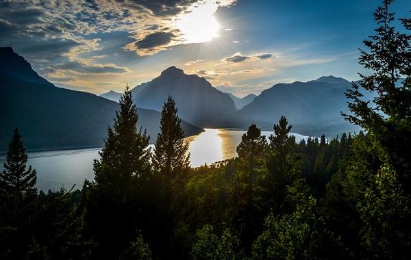 Two Medicine - Glacier NP - Aug '13 by Jack Carroll