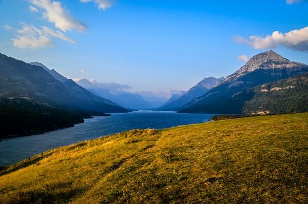 Waterton Lakes - Glacier NP - Aug '13 by Jack Carroll