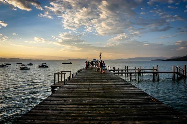 Lake Tahoe - Aug '12 by Jack Carroll