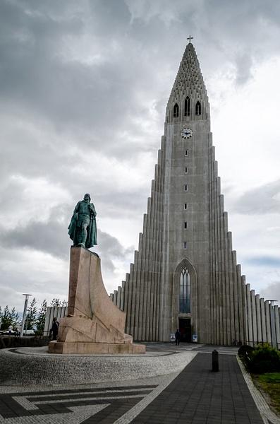Reykjavik - Iceland - Jul '14 by Jack Carroll