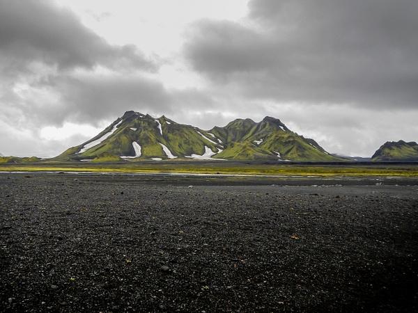 Laugavegur Trail - Iceland - Jul '14 by Jack Carroll
