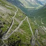 Romsdalen to Geirangerfjord - Norway - Sep '15