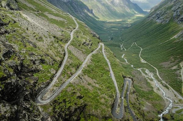 Romsdalen to Geirangerfjord - Norway - Sep '15 by Jack Carroll