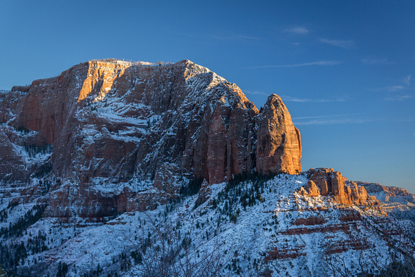 Utah's National Parks - Dec '15 by Jack Carroll
