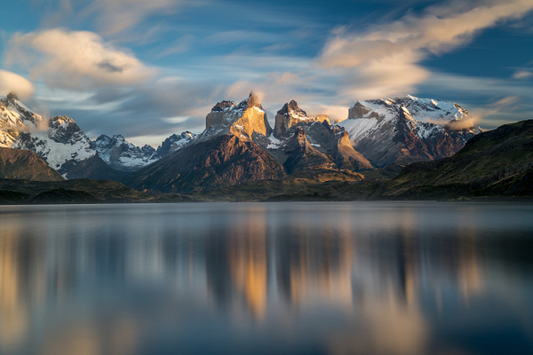 Torres del Paine - Chile - Mar '17 by Jack Carroll