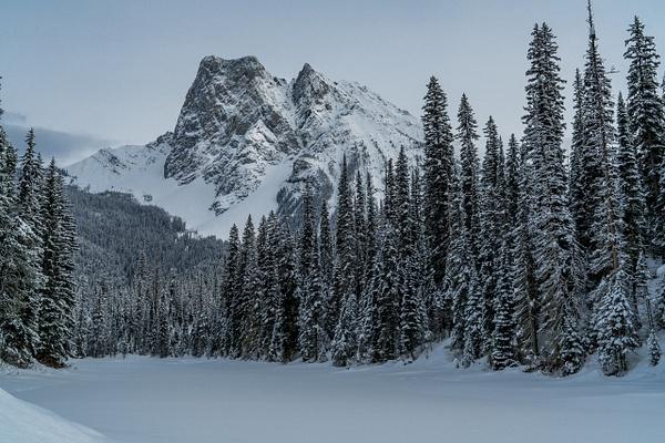 Banff - Canada - Feb '17 by Jack Carroll