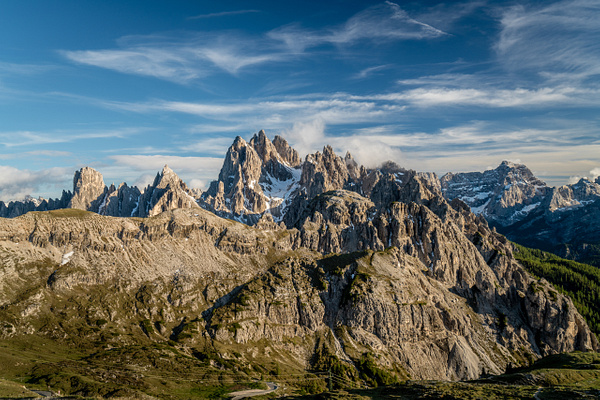 Dolomites - Italy - Jun '17 by Jack Carroll