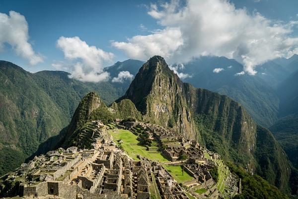 Machu Picchu - Peru - Oct' 17 by Jack Carroll
