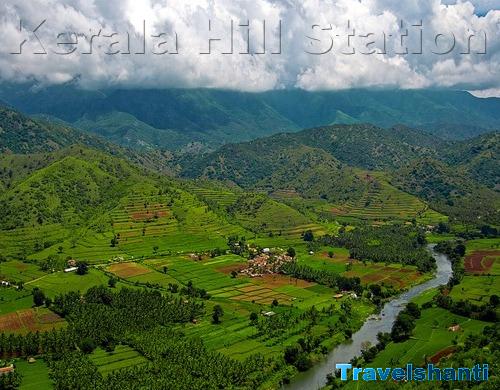 kerala HillStation - Travelshanti by KumarSonu